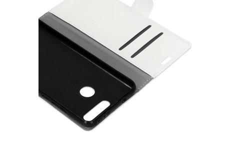 Honor View 20 hoesje - Design Softcase Booktype voor