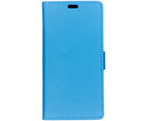 Zakelijke Softcase Booktype LG V40 ThinQ - Blauw