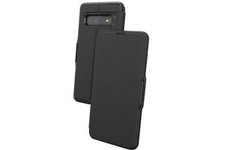 Samsung Galaxy S10 hoesje - Gear4 Oxford Booktype voor