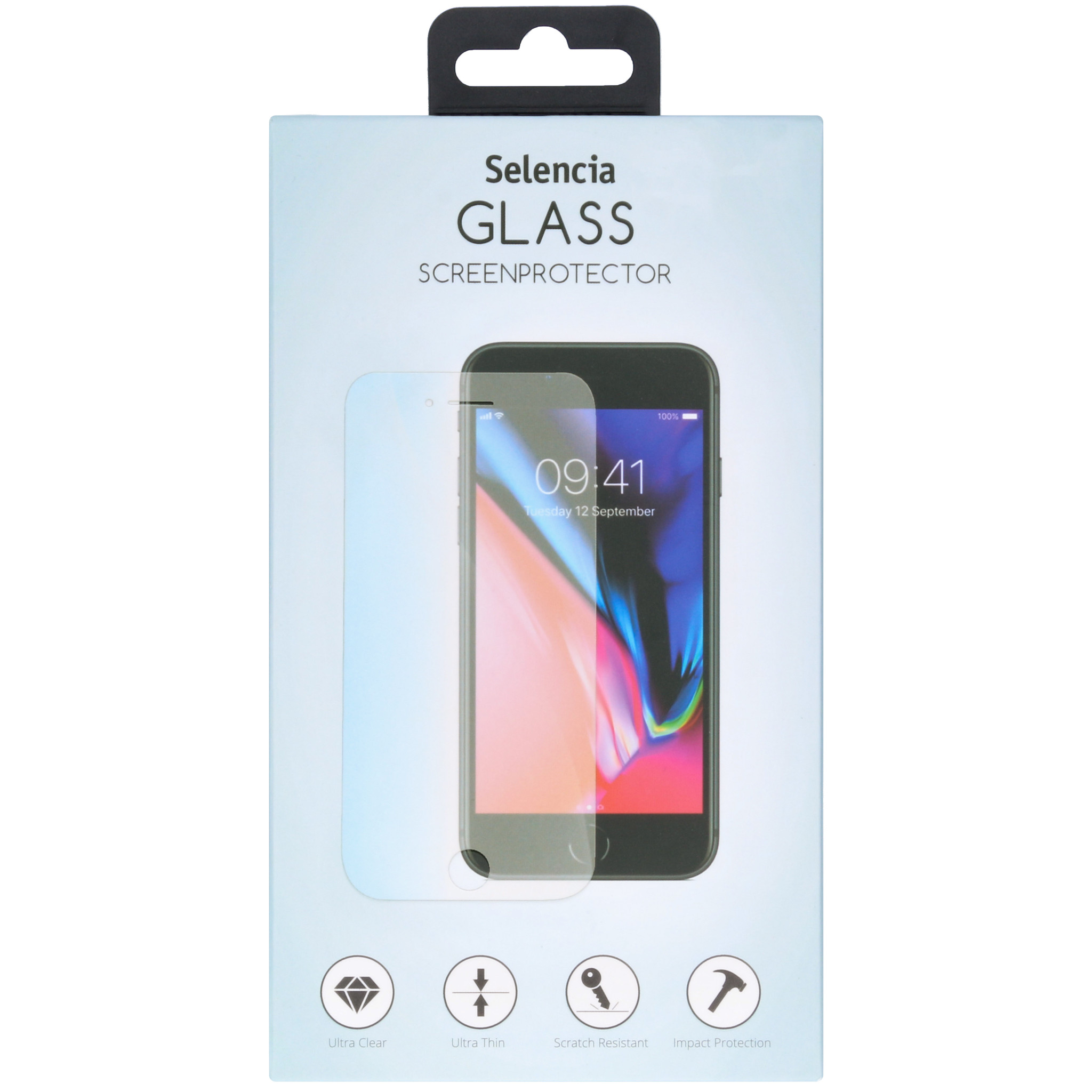 Selencia Gehard Glas Screenprotector Motorola Moto G5S Plus