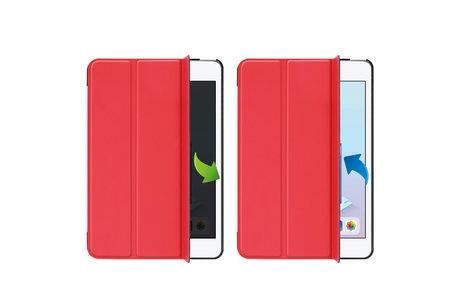 Stand Bookcase voor de iPad mini (2019) / iPad Mini 4 - Rood