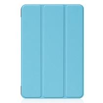 Stand Bookcase iPad mini (2019) / iPad Mini 4 - Lichtblauw
