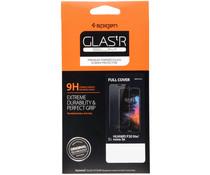 Spigen GLAStR Full Cover Screenprotector Huawei P20 Lite - Zwart