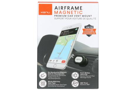 Kenu Airframe Magnetic Premium Car Vent Mount Holder