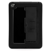 Griffin Survivor Slim Backcover iPad Air 2 - Zwart