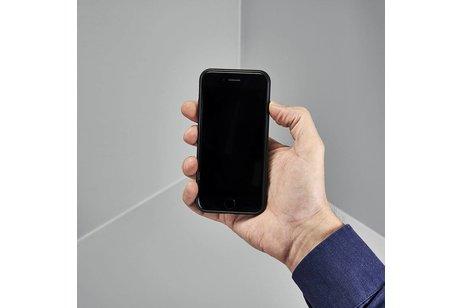 Color Backcover voor Huawei Nova 3 - Zwart