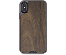 Mous Limitless 2.0 Case iPhone Xs / X - Walnut