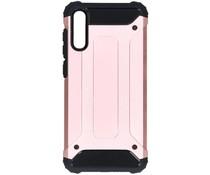 Rugged Xtreme Backcover Samsung Galaxy A70 - Rosé Goud