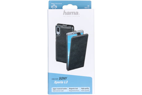 Sony Xperia L3 hoesje - Hama Smartcase voor de