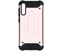 Rugged Xtreme Backcover Samsung Galaxy A50 - Rosé Goud