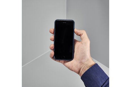 Color Backcover voor Huawei P10 Lite - Blauw