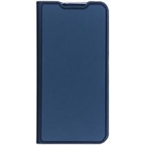 Dux Ducis Slim Softcase Booktype Xiaomi Redmi 7 - Donkerblauw