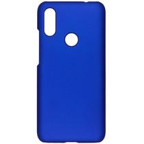 Effen Backcover Xiaomi Redmi 7 - Donkerblauw