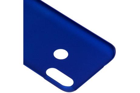 Xiaomi Redmi 7 hoesje - Effen Backcover voor de