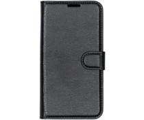 Basic Litchi Booktype Xiaomi Mi Play - Zwart