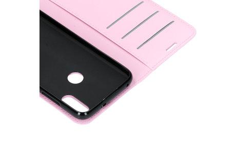 Basic Litchi Booktype voor de Xiaomi Mi Play - Roze