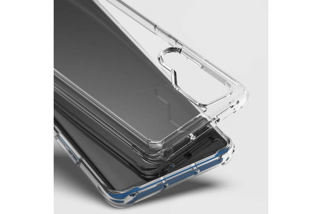 Huawei P30 Pro hoesje - Ringke Fusion Backcover voor