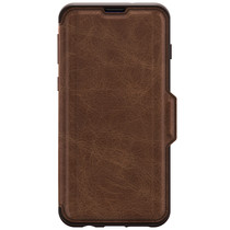 OtterBox Strada Booktype Samsung Galaxy S10 - Bruin