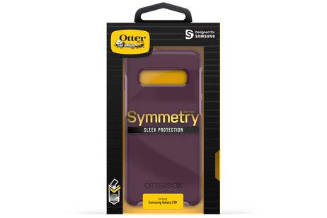 Samsung Galaxy S10 hoesje - OtterBox Symmetry Backcover voor