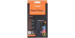 Spigen Neo Flex Screenprotector Duo Pack Samsung Galaxy S10