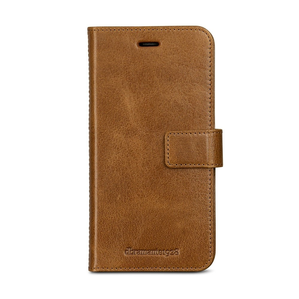 Lynge 2 Booktype iPhone 8 Plus / 7 Plus / 6(s) Plus - Cognac