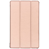 Stand Bookcase Samsung Galaxy Tab A 10.1 (2019) - Rosé Goud