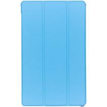 Stand Bookcase Samsung Galaxy Tab A 10.1 (2019) - Lichtblauw