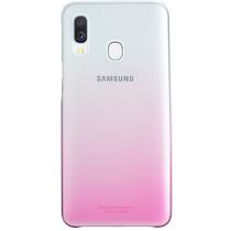 Samsung Gradation Backcover Galaxy A40 - Roze