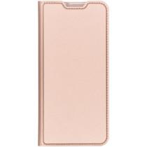Dux Ducis Slim Softcase Booktype Samsung Galaxy A70 - Rosé Goud