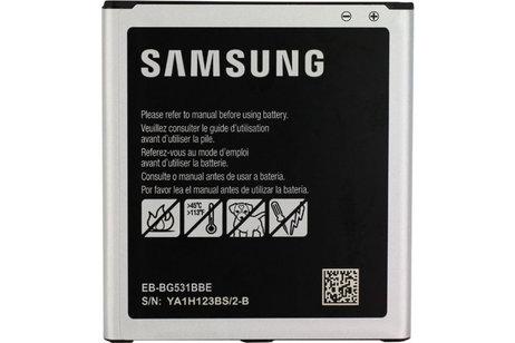 Samsung 2600 mAh batterij mAh voor de Galaxy J5 / J3 (2016) / Grand Prime