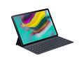 Samsung Keyboard Cover voor de Samsung Galaxy Tab S5e - Zwart