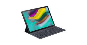 Samsung Keyboard Cover Samsung Galaxy Tab S5e - Zwart