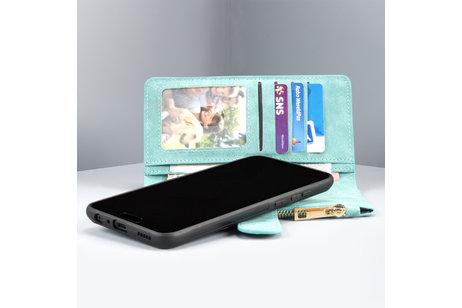Samsung Galaxy J5 (2017) hoesje - Luxe Portemonnee voor Samsung
