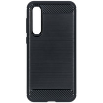 Brushed Backcover Xiaomi Mi 9 SE - Zwart
