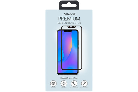 Selencia Gehard Glas Premium Screenprotector voor de Huawei P Smart Plus