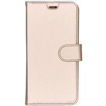 Accezz Wallet Softcase Booktype Xiaomi Pocophone F1 - Goud