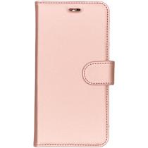 Accezz Wallet Softcase Booktype Nokia 9 PureView - Rosé Goud
