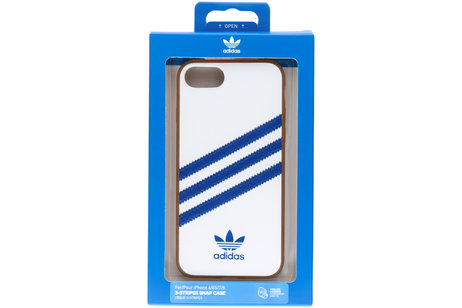 adidas Originals Samba Backcover voor iPhone 8 / 7 / 6s / 6 - Wit