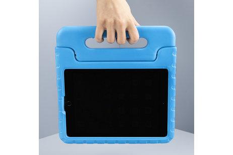 Kidsproof Backcover met handvat voor iPad Air 2 - Blauw