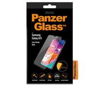PanzerGlass Case Friendly Screenprotector Samsung Galaxy A70 - Zwart