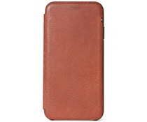 Decoded Leather Slim Wallet iPhone Xs / X - Bruin