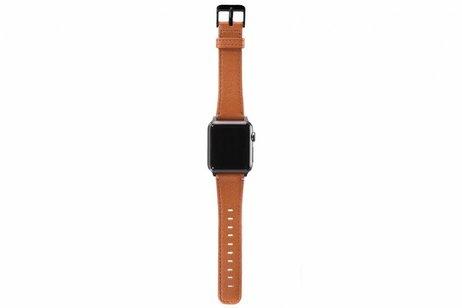 Decoded Leather Strap voor de Apple Watch 40 mm / 38 mm