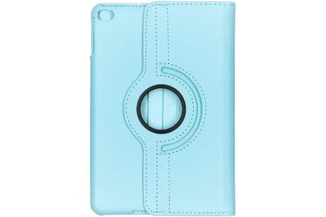 360° draaibare hoes voor de iPad mini (2019) / iPad Mini 4 - Turquoise