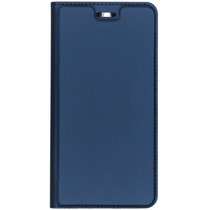Dux Ducis Slim Softcase Booktype Nokia 9 PureView - Donkerblauw