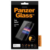 PanzerGlass Case Friendly Screenprotector Sony Xperia 1 - Zwart