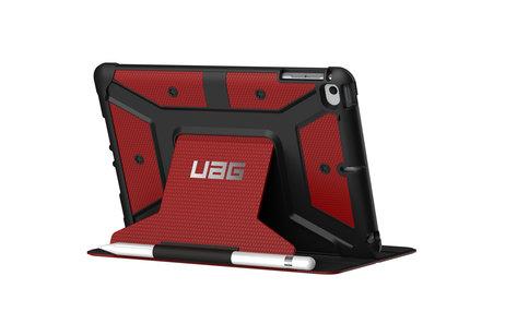 UAG Metropolis Bookcase voor de iPad mini (2019) / iPad Mini 4 - Rood