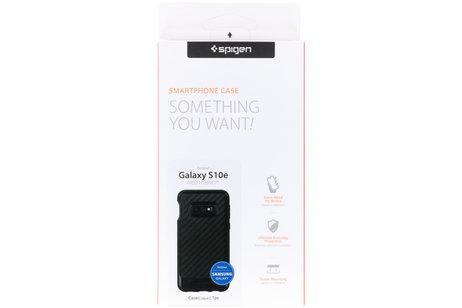 Samsung Galaxy S10e hoesje - Spigen Neo Hybrid Backcover