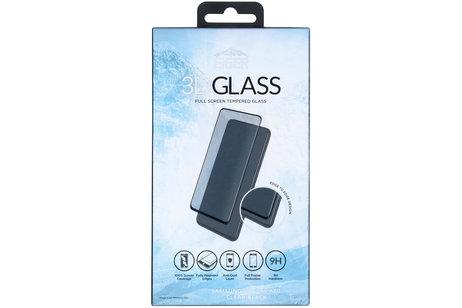 Eiger Tempered Glass Screenprotector voor de Samsung Galaxy A80 - Zwart