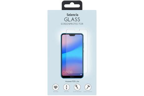 Selencia Gehard Glas Premium Screenprotector voor de Huawei P20 Lite