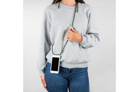 Samsung Galaxy S10 hoesje - iMoshion Backcover met koord